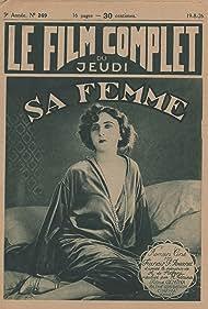 Linda Moglia in La moglie bella (1924)