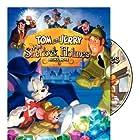 Malcolm McDowell, Michael York, Greg Ellis, Jess Harnell, Richard McGonagle, John Rhys-Davies, and Billy West in Tom and Jerry Meet Sherlock Holmes (2010)