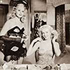 Marilyn Monroe and Adele Jergens in Ladies of the Chorus (1948)
