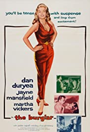 The Burglar (1957) Poster - Movie Forum, Cast, Reviews