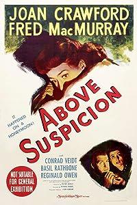 The movie downloads legal Above Suspicion [1920x1280]