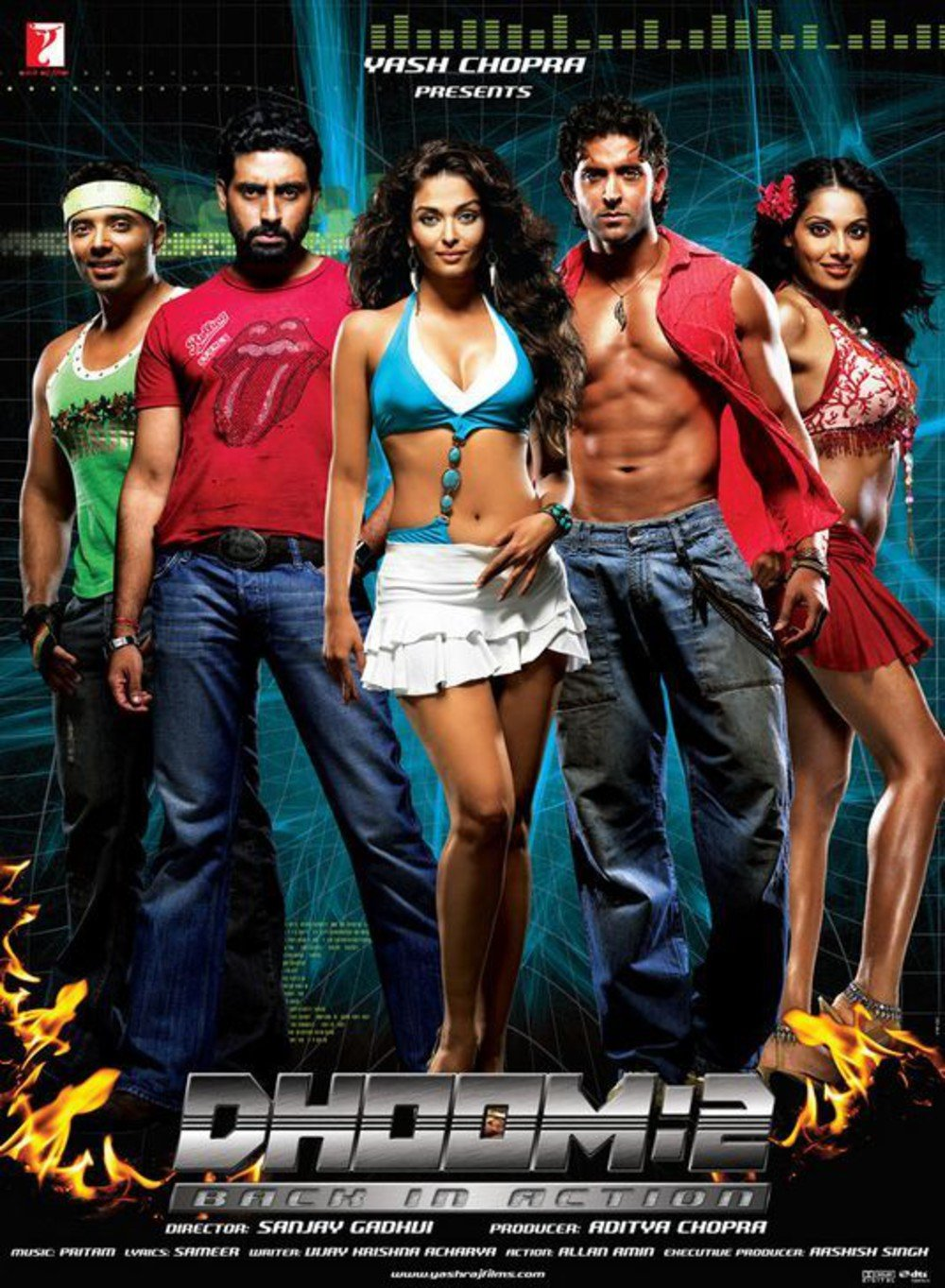 Dhoom 2 (2006) - IMDb