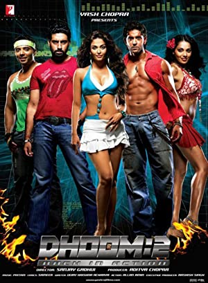 Permalink to Movie Dhoom 2 (2006)