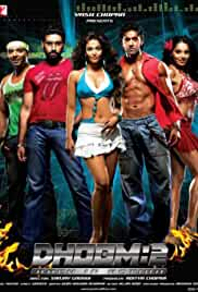 Dhoom 2 | 700mb | Hindi | 2006 | 720p | DVDRIP