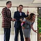 Hank Azaria, Amanda Peet, Paul F. Tompkins, and Aaron Gillespie in Union Negotiations (2020)