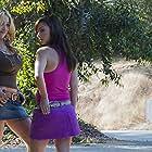Jennifer Blanc-Biehn and Danielle Harris in The Victim (2011)