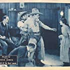 Luke Cosgrave, Buck Jones, Marian Nixon, and Malcolm Waite in Durand of the Bad Lands (1925)