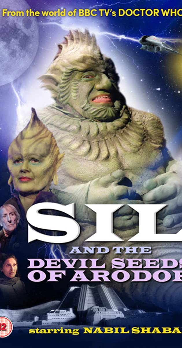 Subtitle of Sil and the Devil Seeds of Arodor