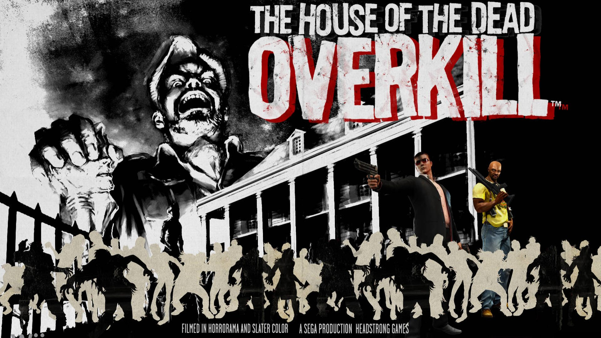The House Of The Dead Overkill Video Game 2009 Photo Gallery