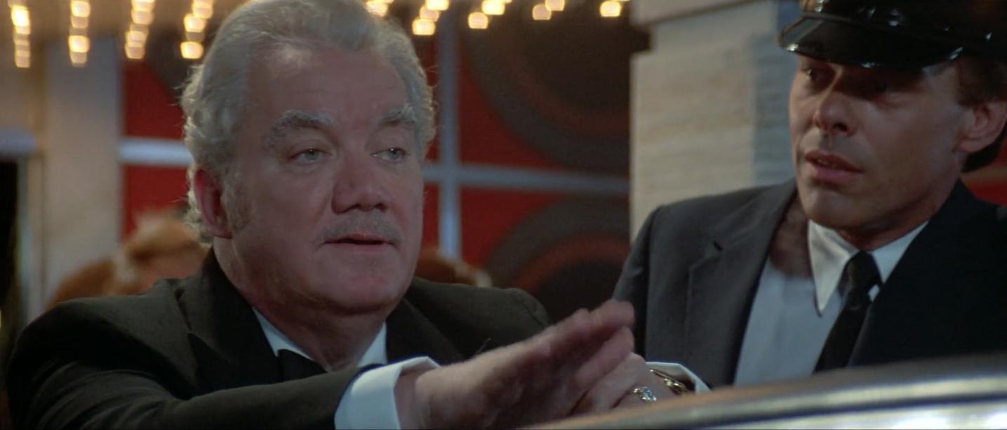 Kenneth McMillan in Cat's Eye (1985)