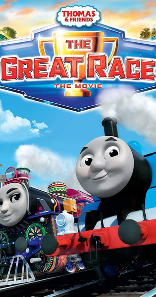 Thomas Friends The Great Race 2016