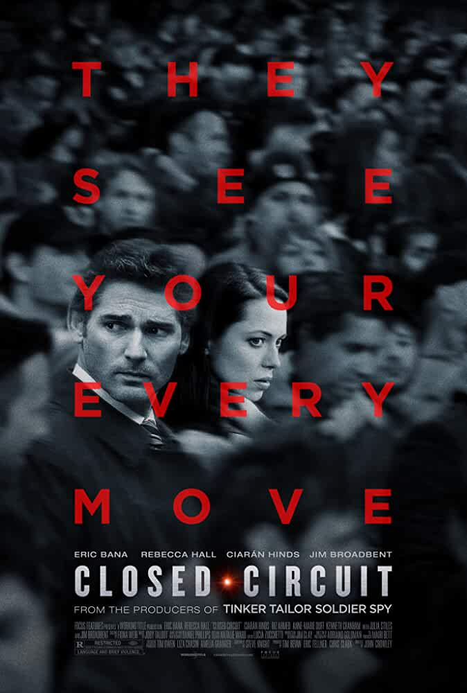 Closed Circuit (2013) BluRay Dual Audio [Hindi – English] x264 AAC Esub