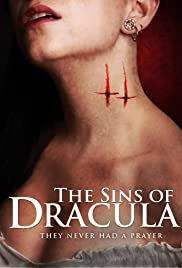 The Sins of Dracula Poster