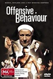 Offensive Behaviour Poster