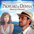 Vittorio Gassman and Agostina Belli in Profumo di donna (1974)