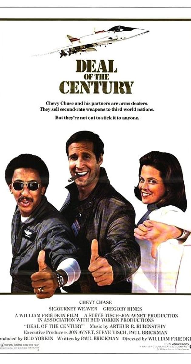 Deal of the Century (1983) - IMDb