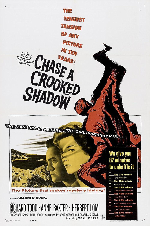 Chase A Crooked Shadow 1958 Imdb