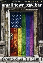 Small Town Gay Bar Poster