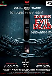 Haunted Evil Dead Poster