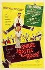 Shake, Rattle & Rock! (1956) Poster