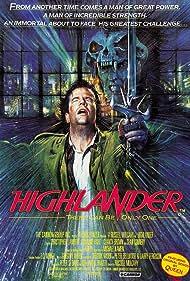 Christopher Lambert in Highlander (1986)