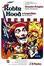 Robin Hood, O Trapalhão da Floresta (1974) Poster