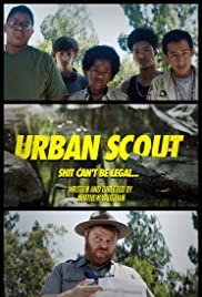 Urban Scout Poster