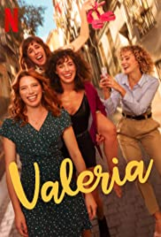 Valeria Poster - TV Show Forum, Cast, Reviews