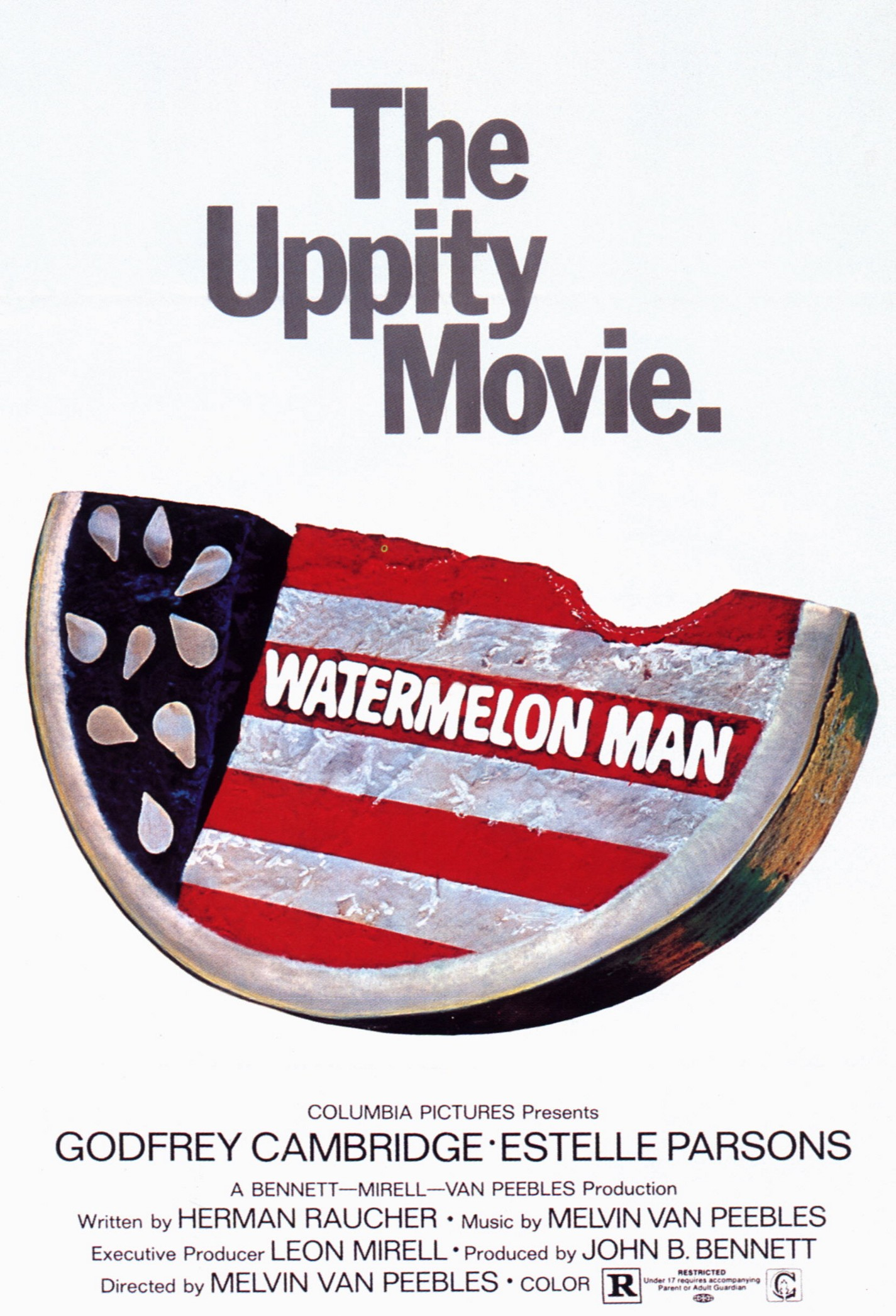 Watermelon Man (1970) - IMDb