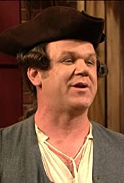 John C. Reilly/My Chemical Romance Poster