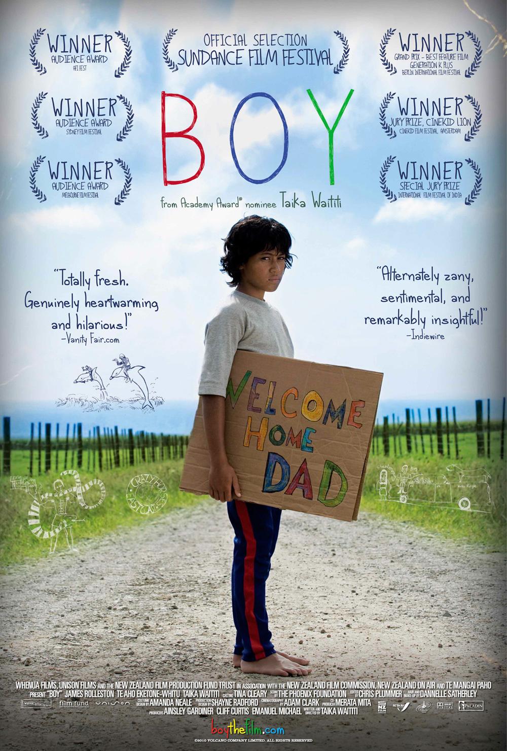 Boy (2010) - IMDb