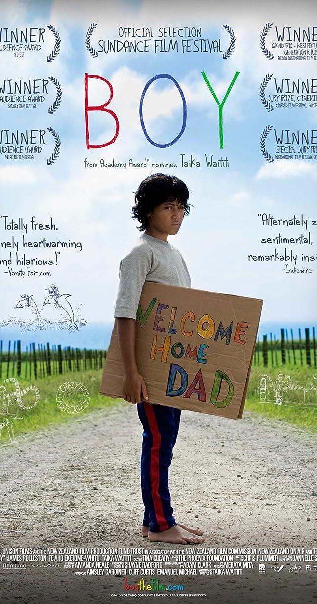 Watch Full HD Movie Boy (2010)