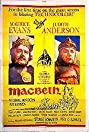Macbeth (1960) Poster