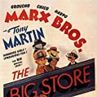 Groucho Marx, Marion Martin, Chico Marx, and Harpo Marx in The Big Store (1941)