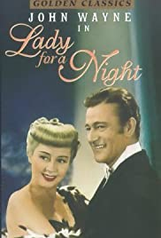 Lady for a Night (1942)