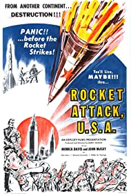 Rocket Attack U.S.A. Poster - Movie Forum, Cast, Reviews