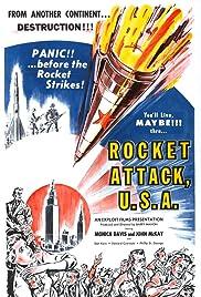 Rocket Attack U.S.A.(1961) Poster - Movie Forum, Cast, Reviews
