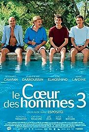 Le coeur des hommes 3 Poster