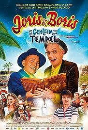Joris en Boris en het geheim van de tempel Poster