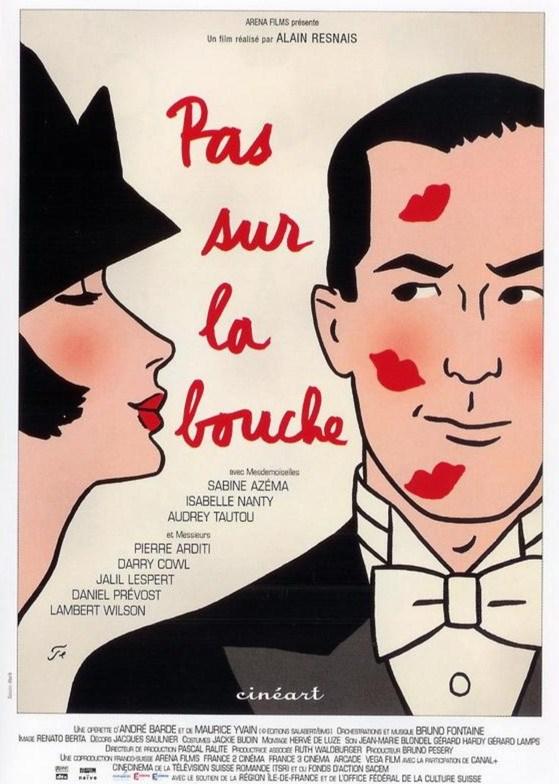 Pas sur la bouche (2003)