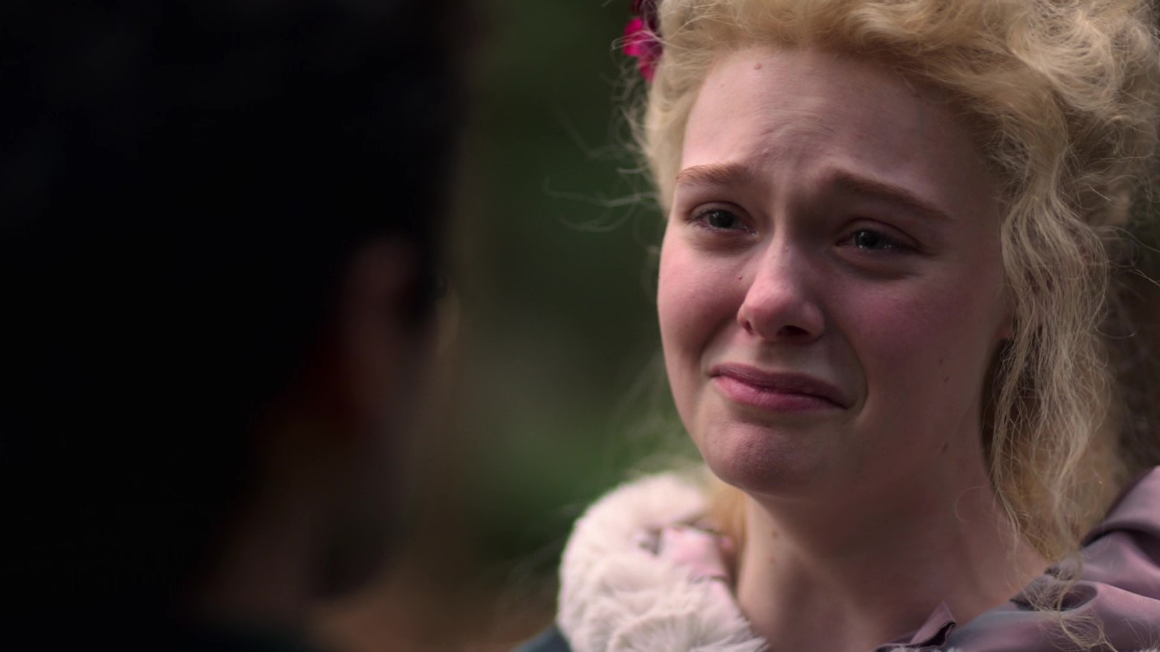 Elle Fanning in The Beaver's Nose (2020)