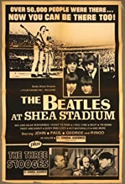 The Beatles at Shea Stadium (1966) Poster - Movie Forum, Cast, Reviews