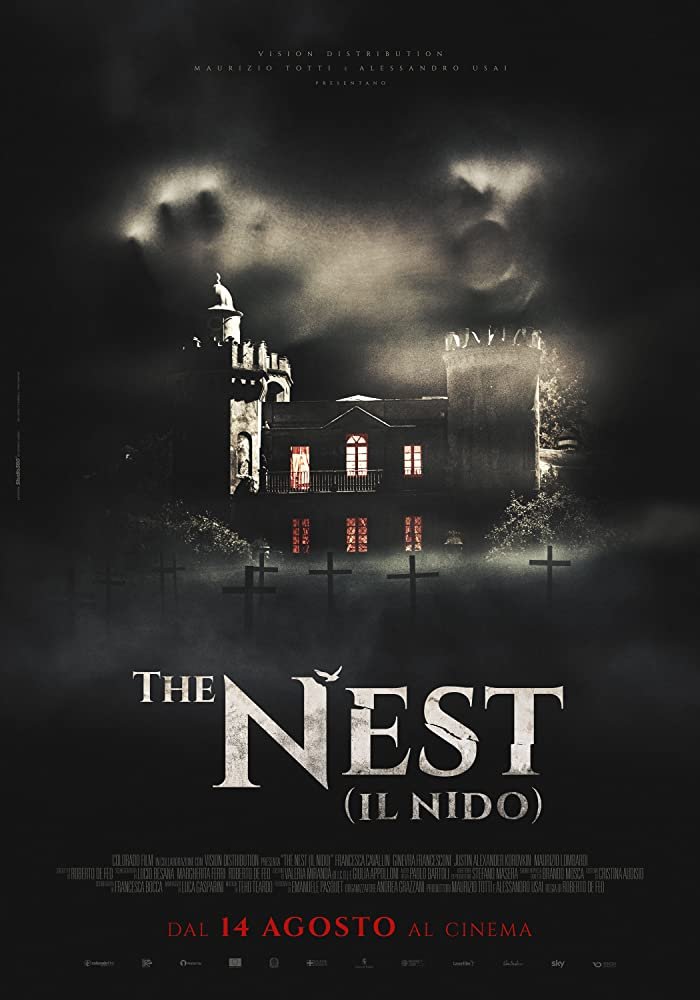 The Nest (2019) Hindi Dubbed 720p BluRay 900MB Free Download