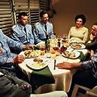 Uri Gavriel, Ahuva Keren, Khalifa Natour, Imad Jabarin, Hilla Sarjon, Rubi Moskovitz, and Hisham Khoury in Bikur Ha-Tizmoret (2007)