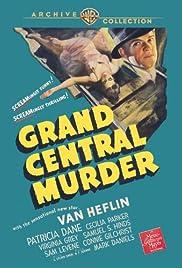 Grand Central Murder(1942) Poster - Movie Forum, Cast, Reviews