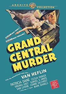 New full movie mp4 free download Grand Central Murder [hd720p]