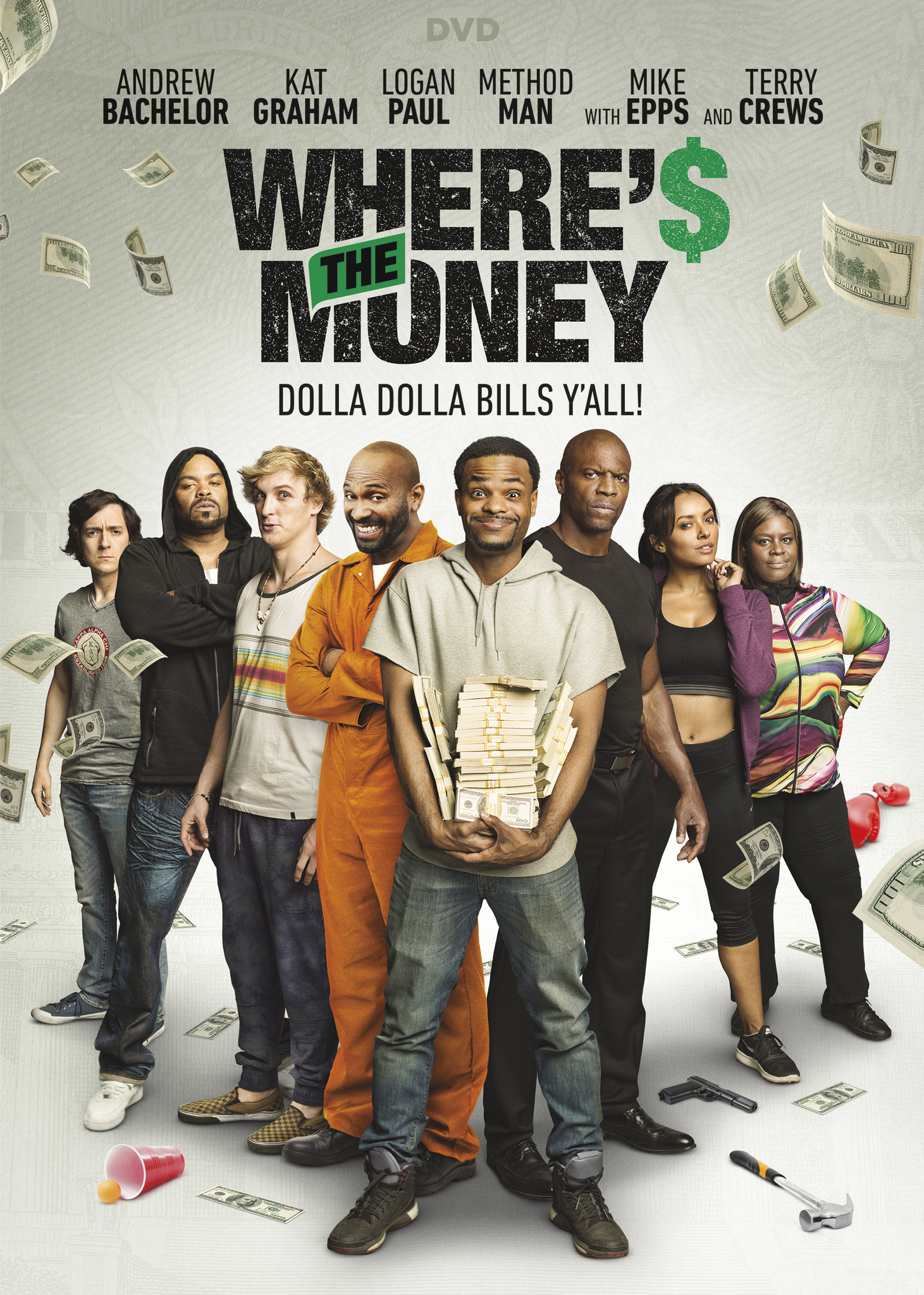 Where's the Money (2017) WEBRip 720p & 1080p