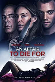 Claire Forlani, Titus Welliver, and Jake Abel in An Affair to Die For (2019)