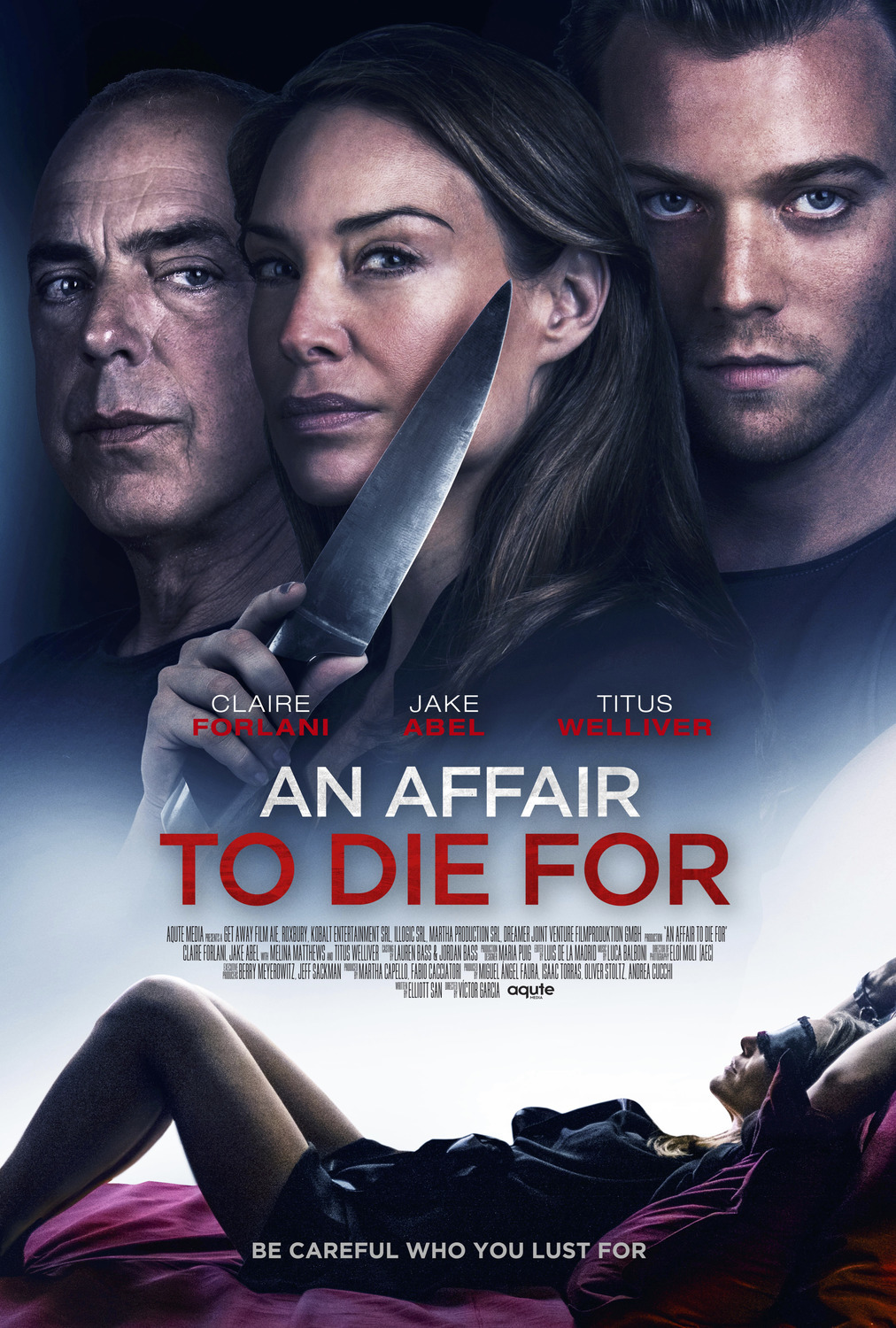 An Affair to Die For (2019) WEBRip 720p
