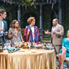 Jason Alexander, Sherie Rene Scott, Mary Testa, Aimee Carrero, and Pico Alexander in The Portuguese Kid (2018)
